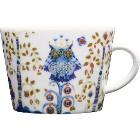 Чашка белая с рисунком 200мл Taika - 17153