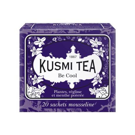 Чай травяной Будьте Спокойны пакет. 20х2,2г, Kusmi Tea - 21093