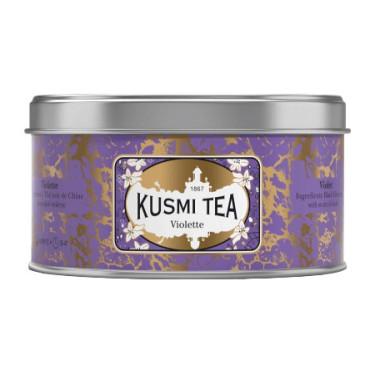 Чай черный с лепестками фиалки 125г, Kusmi tea - 63216