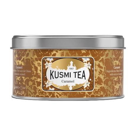 Чай черный Карамель 125г, Kusmi tea - 63213