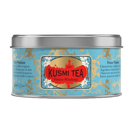 Чай черный Князь Владимир 125г, Kusmi Tea - 25242