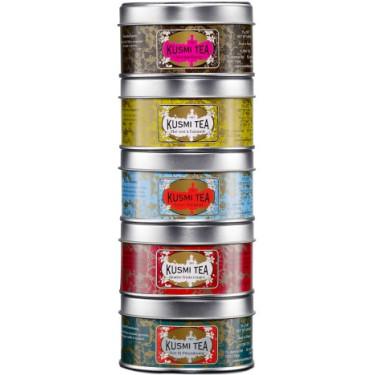 Набор чая Полдень 5х25г, Kusmi Tea - 25166