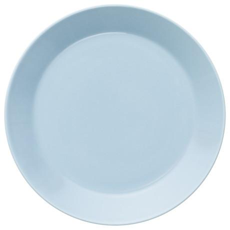 Тарелка светло-голубая 21см Teema, Iittala - 30680