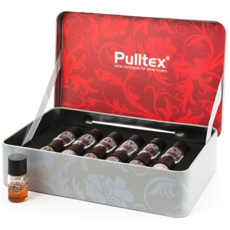 Набор ароматов красного вина Nez du Vin, Pulltex - 13704