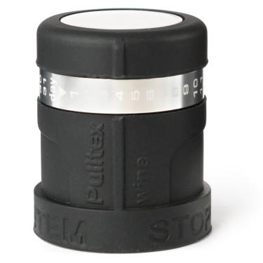 Пробка силиконовая с угольной прокладкой для бутылки вина AntiOX, Pulltex - 12270