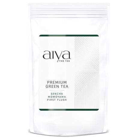 Чай Sencha Momoyama 50г, Aiya - 29450