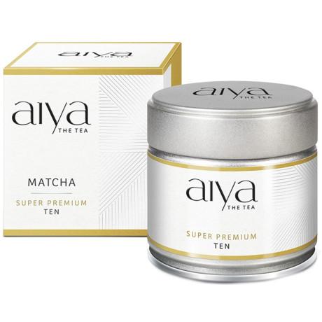 Чай Матча Super Premium Ten органический 30г, Aiya - 31226