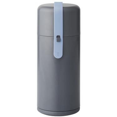 Бутылка для воды 0,45л сіра, Rig-Tig - 31291
