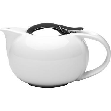 Заварник для чая белый Saturne 1,35л, Cristel - 18228