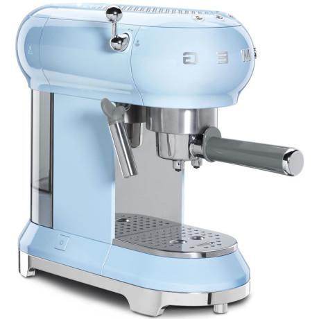 Кофеварка еспрессо пастельно-голубая SMEG - 75938