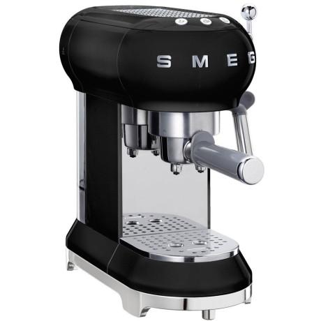 Кофеварка еспрессо черная, SMEG - 75939