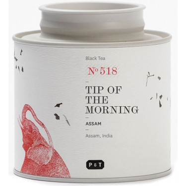 Чай черный Ассам Прикосновение утра (Индия) 80г, P & T