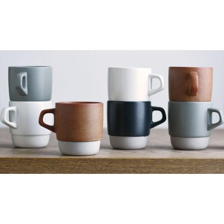 Кружка оранжевая 320мл Slow Coffee Style, Kinto - 32685