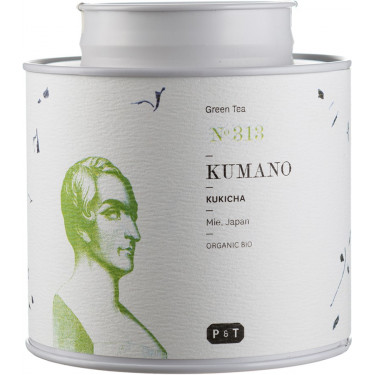 Чай зеленый Кумано из Мие (Япония) органический 80г, P & T