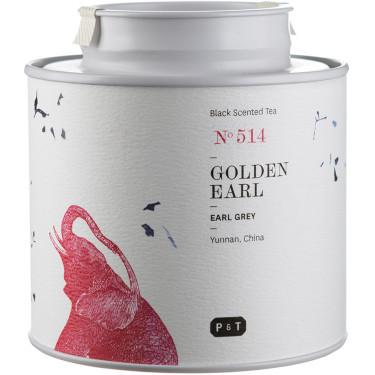 Чай черный Голден Ерл из провинции Юньнань (Китай) 60г, P & T