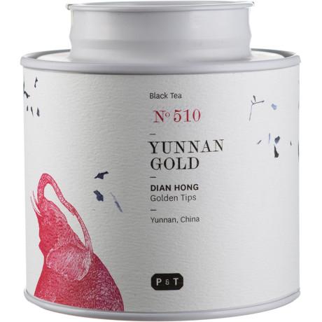 Чай черный Yunnan Gold из провинции Юньнань (Китай) 40г, P & T - 28424
