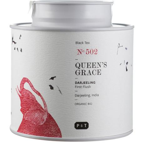 Чай черный Королевская Грация (Дарджилинг) из Индии органический 80г, P & T - 28420
