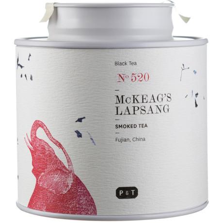 Чай черный копченый McKig's Лапсанг іиз региона Фуцзянь (Китай) 60г, P & T - 28427