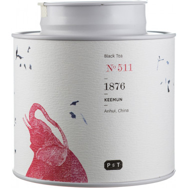 Чай черный 1876 100г, P & T