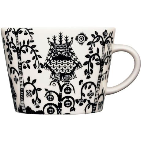 Чашка с черным рисунком 200млTaika - 18736