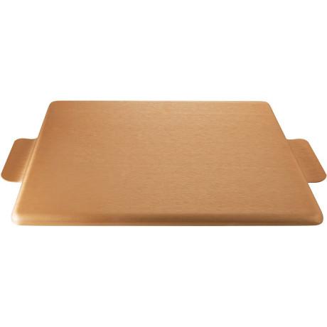Поднос медного кольору 32x25см, Kaymet - 33670