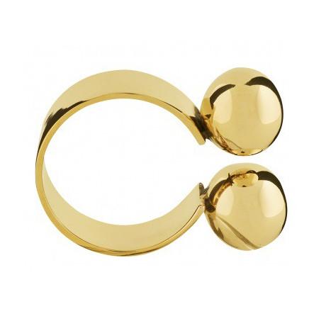 Кольцо для салфетки медное Kahn, Linum - 33866