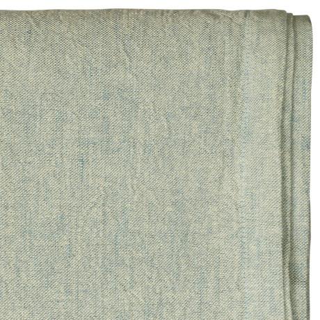 Скатерть серо-бирюзовая Hedvig, Linum - 33872