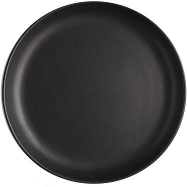 Тарелка черная керамическая 17см Nordic Kitchen, Eva Solo