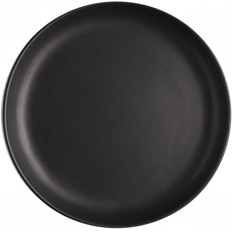 Тарелка черная керамическая 17см Nordic Kitchen, Eva Solo - 35410