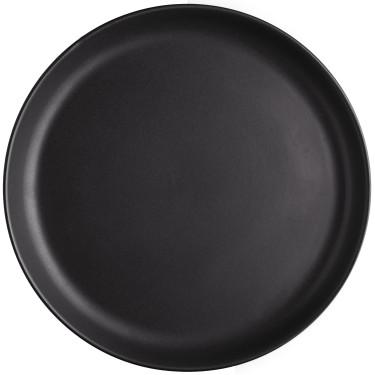 Тарелка черная керамическая 21см Nordic Kitchen, Eva Solo