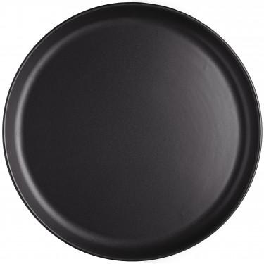 Тарелка черная керамическая 25см Nordic Kitchen, Eva Solo - 35315