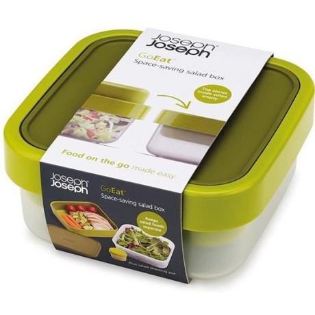Ланч бокс для салата зеленого цвета, Joseph Joseph - 80603