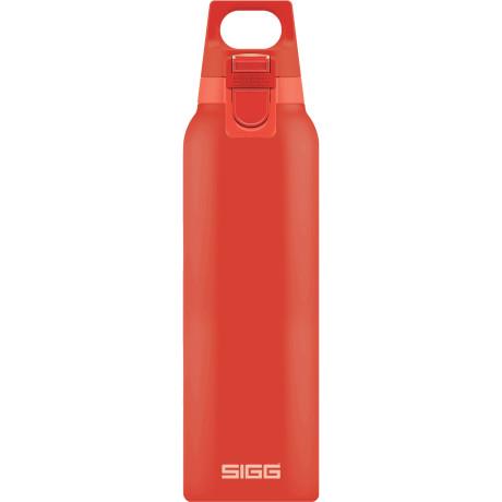 Термос красный 500мл Hot & Cold, Sigg - 37140