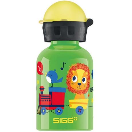 """Бутылка детская """"Поезд джунглей"""" 300мл, Sigg - 37182"""