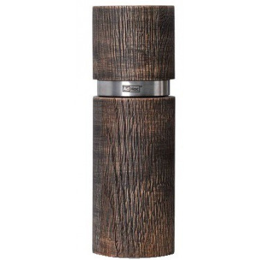 Мельница для соли/перца Textura Antique grande черная, Ad Hoc - 34686