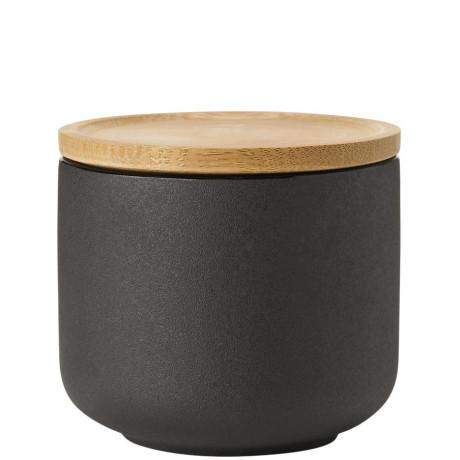 Кружка для чая с бамбуковой подставкой Theo, Stelton - 36310