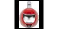 Электрочайник красный, SMEG - 81460