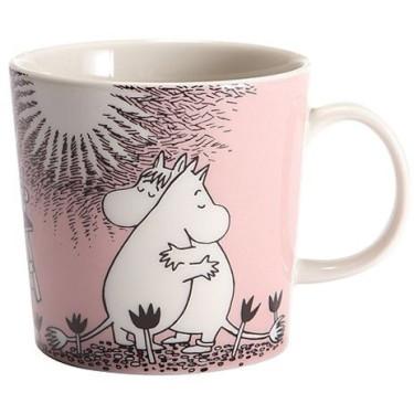 Чашка Любовь Moomin