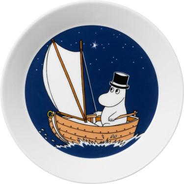 Тарелка Муми-Папа Moomin