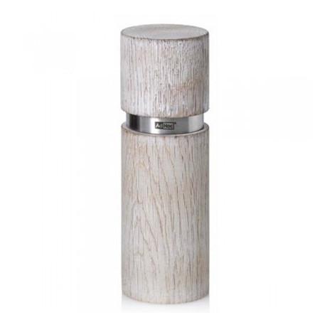 Мельница для соли/перца Textura Antique grande белая, Ad Hoc - 34685