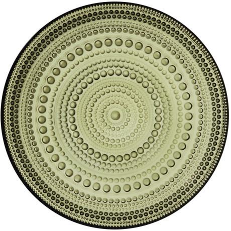Блюдце темно-зеленое 170мм Kastehelmi, Iittala - 39813