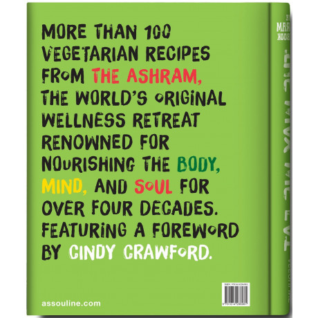 Кулинарная книга Ашрам: Как мы едим, Катарина Хедберг, Assouline - 38068