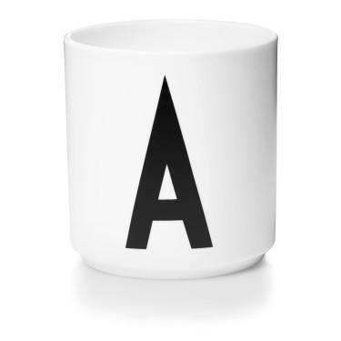 Персональная чашка A-Z, Design Letters