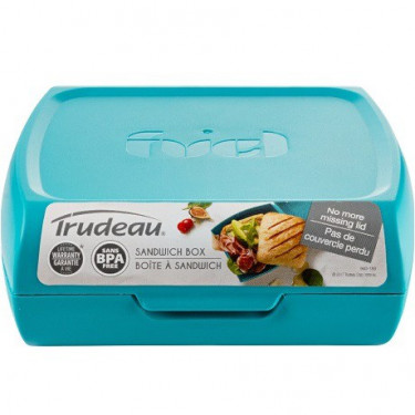 Контейнер для сендвичей Tropical Fuel, Trudeau