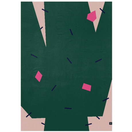 Плед Cactus, Woolkrafts - 83793