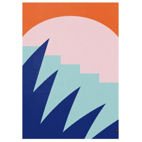 Плед Sunset 140x200см, Woolkrafts - 83792