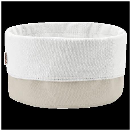 Корзинка для хлеба большая бежево-белая, Stelton - 23955