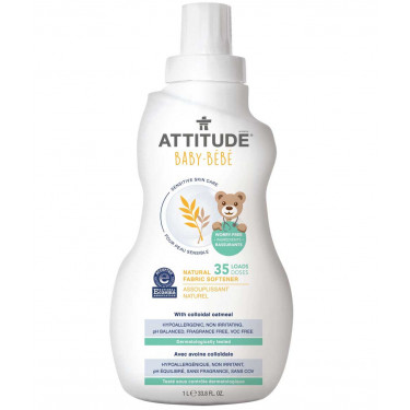 Кондиционер для детского белья 1,05л, Attitude - 41184