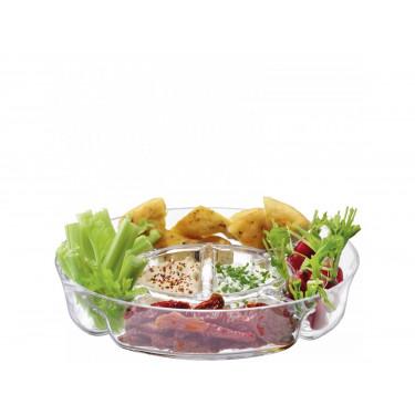 Блюдо для сервировки с отделениями 35см Serve, LSA international - 41442