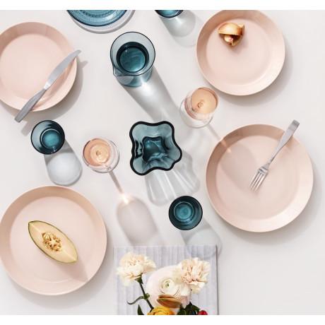 Тарелка пудрового цвета 21см Teema, Iittala - 43371